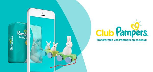 Club Pampers App